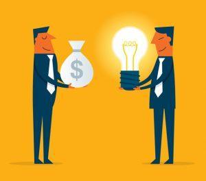 Finanzierung fuer Start-Ups
