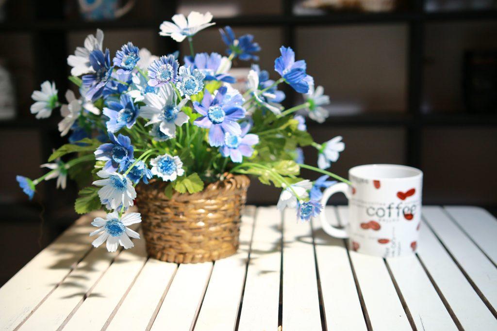 Mit einem Blumen-Abonnement von Bloomy Days haben Sie regelmäßig frische Blumen zu Hause