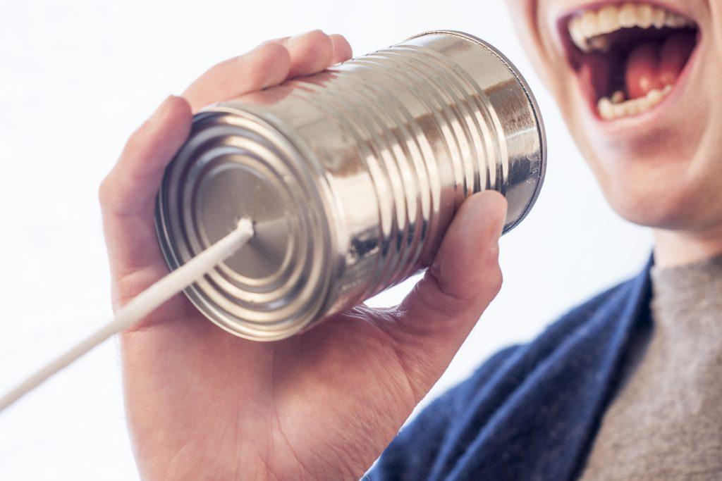 Der Datenschutz wird bei unserer täglichen Kommunikation immer wichtiger