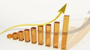 Das Wachstum stellt die 2. Phase des Produktlebenszyklus dar