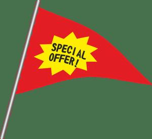 Passives Einkommen erhöhen Sie mit Sonderangeboten