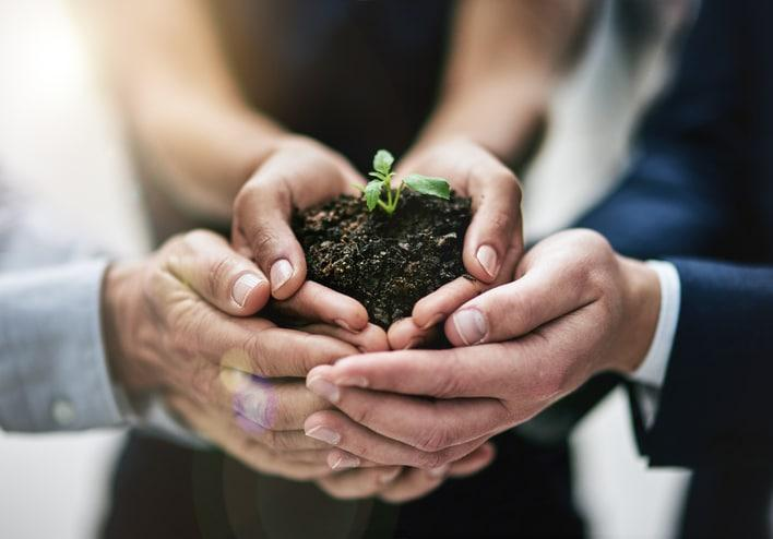Nachhaltigkeit fuer Unternehmen ©istock.comCecilie_Arcurs