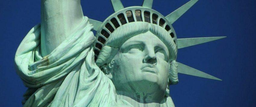 Die New Yorker Freiheitsstatue gilt als das erste Crowdfunding-Projekt