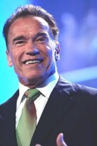 Arnold Schwarzenegger - ein Beispiel für Selbstdisziplin