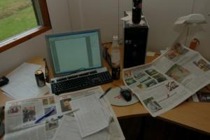 Arbeiten im Home-Office