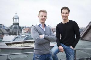 Zencap Geschäftsführer: Dr. Christian Grobe (links) Dr. Matthias Knecht (rechts)