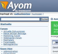 Ayom Screenshot
