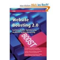 Buchempfehlung: WebSite Boosting