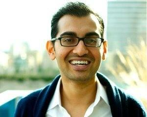 Neil Patel Portrait