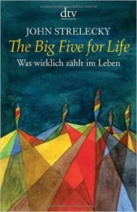 Buchempfehlung The big 5 for live