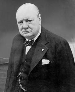 Vorbilder – Winston Churchill